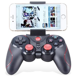 Cgjxs Gen Jeu S3 Manette sans fil Gamepad Manette de jeu Bluetooth pour Android Ios Smartphone