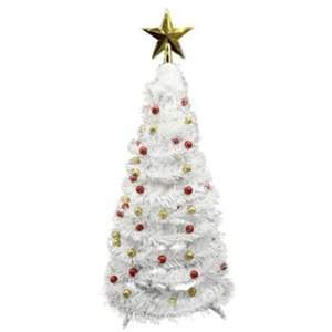 Christmas Tree Foldable Table Ornaments for Home Christmas Halloween Parties Decoration