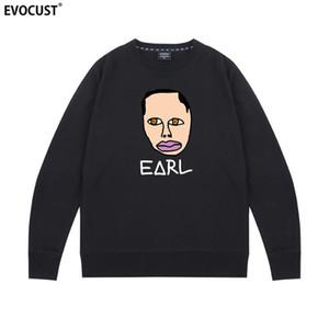 Golf Wang Earl Skate Cherry Bomb Tyler The Creator Sweatshirts Hoodies Men Women Unisex Combed Cotton