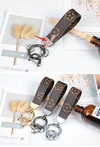 Cgjxs Роскошная брелок Pu Leather Rope для сумки сотовый телефон ремни Подвески Tide висит шеи Творческий небольшой подарок активности Key Ring 3 S