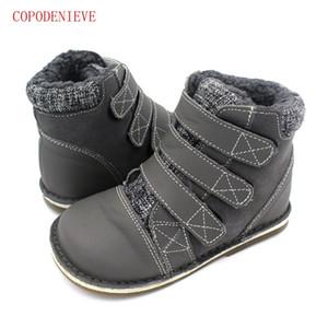 COPODENIEVE мальчиков ботинки малыша снега сапоги зимние ботинки детей
