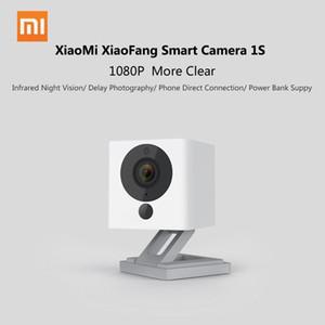 Sistema de segurança Home Baby Monitor Fhd Night Vision inteligente Ip câmera de vigilância 1080p
