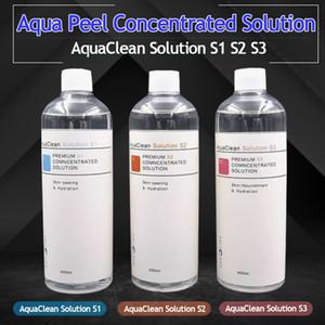 Hydro-Solução Para portátil Hydrofacial Hydrodermabrasion máquina delicada pele Peeling tratamento com oxigênio Infusão pele Terapia Hidratação