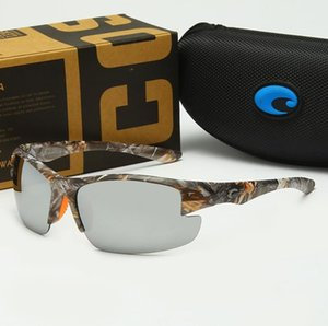 Beach sunglasses Costa sunglasses 9033 mens Fishing glasses UV400 Colorful Cycling sports glasses women luxury designer sunglasses Box&Case