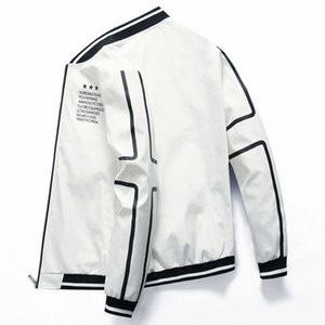 Bomber Zipper Jacket Moda Masculina Streetwear Pilot Brasão Casual da DIMUSI Homens Winter Autum Slim Fit Baseball Jackets Men Clothing
