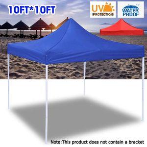 300x450cm Gazebo tiendas rojas / azul Carpa impermeable al aire libre plegable toldo cubierta espesa la marquesina Tent Market Shade UV Parasol