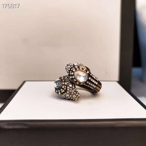 Europe and the United States fashion high-end new diamond ring