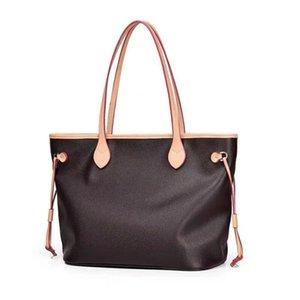 diseñador de bolsos de color rosa Sugao bolso de mano bolsa de hombro mujeres del cuero genuino letra de la impresión bolso monedero de la flor con la cartera n021