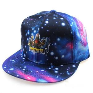 Новый горячий продавая TMT Snapback Fortnite Hat Мальчик Девочка Printed Cap Мода Хип-хоп Snapbacks Бейсбол Fortnite Шляпы Популярные мужские Спорт # 190 регулировки оборотов