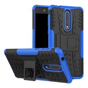 Корпус для Nokia 7,1 6,1 5,1 3,1 Plus X7 X6 X5 Ударопрочный силиконовый Доспех телефон чехол для Nokia 8 6 5 3 2 1 TPU Полный задняя крышка чехол