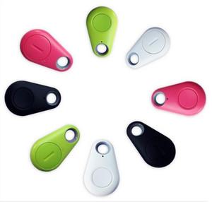 Micro Mini inteligente Buscador Smart Wireless Bluetooth 4.0 trazador localizador GPS de seguimiento de alarma Tag carpeta dominante del perseguidor del animal doméstico con la caja al por menor