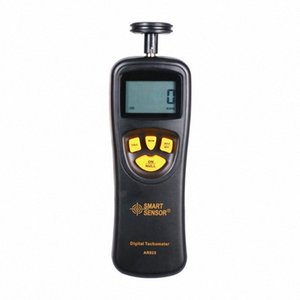 Digital Display Measurement of High Precision Laser Tachometer with Contact Type Shimar AR-925 Tachometer HJv2#