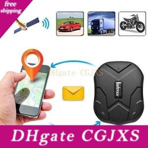 Tkstar 5000mAh Длительный срок службы батарей Режим ожидания 120days Tk905 Quad Band GPS-трекер водонепроницаемый устройства в режиме реального времени отслеживания автомобиля Автомобильный GPS Locator