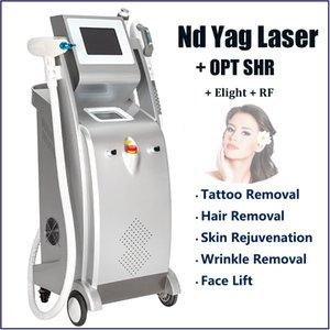 Nd-Yag-Laser-Maschine-Tattoo-Entfernung Freckle Pigment Entfernen Imported Nd-Yag-Laser-Xe-Lampe meistverkauften Laser-Tattoo entfernen Ausrüstung