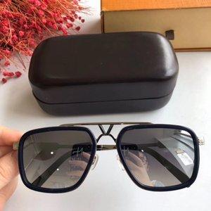 2020 New designer sunglasses for men sunglasses luxury sunglasses Women design metal vintage fashion style square frame UV400 with case 0941