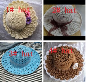 Лед шелковые нити поделки вязание крючком пряжа 3мм поделки на заказ ВС шляпа подходит ВС шляпа сумка 1шт / Вы можете связать крючком шапочку
