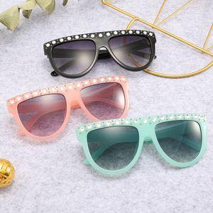 Moda Kristal Güneş Kızlar Kişilik PC Çerçeve Yapay elmas Deco UV400 Güneş UK Trend Güneş Tedarikçi rrqJ # için