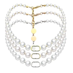 Luxurious quality pendant necklace with sparkly New pearl for women wedding jewelry gift free shipping