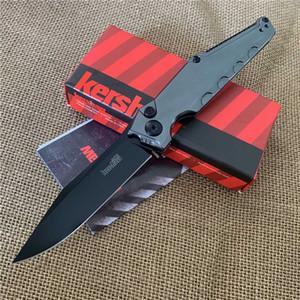 """OEM Kershaw 7900/7 7900GRYBLK Lancement AUTO Couteau pliant 3,75"""" Noir CPM-154 clip Pointe Lame Aluminium Poignées Couteau cadeau"""