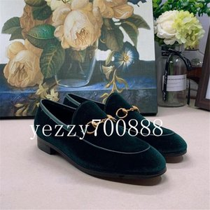 mocassins Jordaan femme velours et chaussures habillées homme en cuir velours noir Mors chaussures de sport fdzhlzj