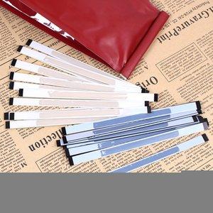 Coffee Bag Sealing Strip Tea Bag Snack Aluminum Foil Kraft Paper Bag 14cm Sealing Strip