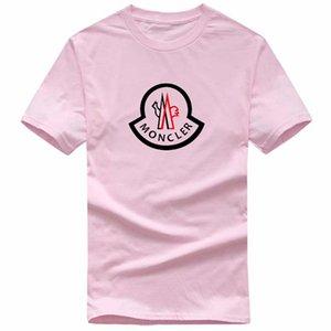 лето Дизайнерские футболки Мужские футболки Лучшие качества Новая мода Tide Обувь Printed Мужчины Tee Tops Tshirt многоцветность