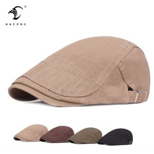 Thin Pointed cap beret beret forward hat for the coming year peaked cap literary youth hat