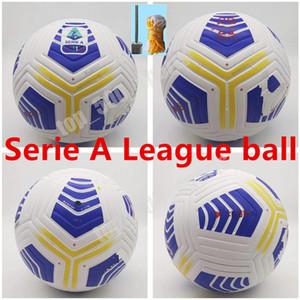 20 Club 21 de la Serie A de la Liga Partido de fútbol bola 2020 2021 tamaño de bolas 5 gránulos antideslizantes de fútbol libre del envío bola de alta calidad
