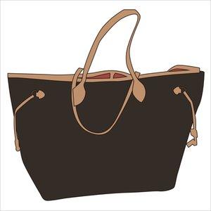 2020 bolso nuevo marca comercial marca de diseño bolsa bandolera bolsa de la compra señora de la flor vieja billetera