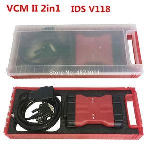 VCM2 2 في 1 لفورد ومازدا IDS V118 أداة تشخيص VCM II