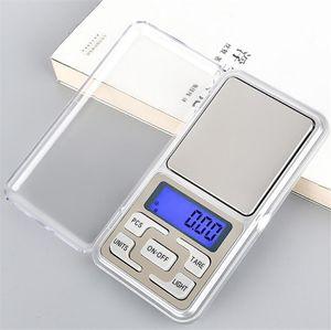 Мини портативные электронные умные весы 200 г точные 0,01 г ювелирных изделий алмазные балансировки ЖК-дисплей с розничной упаковкой с помощью бесплатных UPS