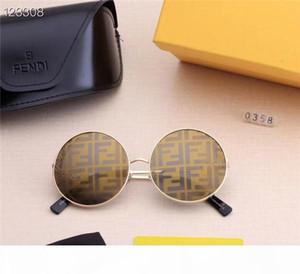 Klassische Marken-Designer-Sonnenbrille Qualitäts-Buchstabe F Sonnenbrillen Herren Brillen Frauen Sonnenbrillen UV400 Objektiv Unisex mit Kasten