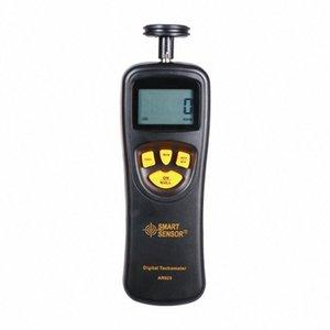 Digital Display Medição de Alta Precisão Laser tacômetro com Tipo de contato Shimar AR-925 Tachometer L4Tb #