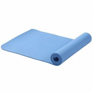 Non-Slip Йога Маты Фитнес Tasteless Марка Pilates Mat гимнастики Спортивные Коврики Подушки с Yoga Bag 183X61cm h6Xh #