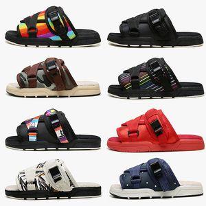 20SS New Slipper Chaussures Mode Hommes Femmes Lovers Chaussures Casual Pantoufles sandales de plage flip flops design extérieur Hausschuhe