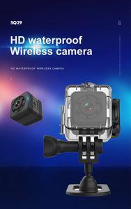 SQ29 Mini WiFi Camera Magnetica Sport Magnetici Impermeabile Night Vision Security Infrarossi ad alta definizione Night Vision Vision Camam