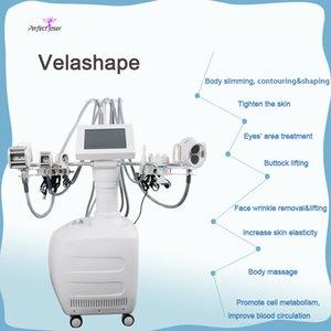 velashpe 진공 롤러 무선 주파수 초음파 캐비테이션 2020와 차세대 전문 바디 컨투어링 아름다움 기계