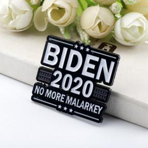 Hot 120PCS 2020 Trump Brooch American Presidential Election biden Lapel Pins Commemorative Badge 4style T500266