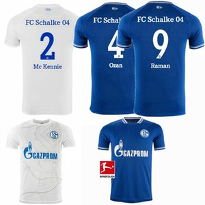 2020 SERDAR 20 camisa afastado de futebol 21 Casas 2,021 FC Schalke 04 Futebol KUTUCU Harit RAMAN MC Kennie