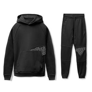 Winter Men Pants Joggers Sweatpants Men Casual Pants With Letters Elastic Cotton Gym Fitness Harem Mens Pants Trousers
