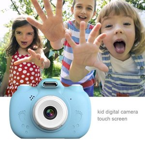 Kids Camera Front And Rear HD Dual-touch Screen 32GB Capacity Expansion Time-lapse Shooting Supports Wifi Real-time Transmission