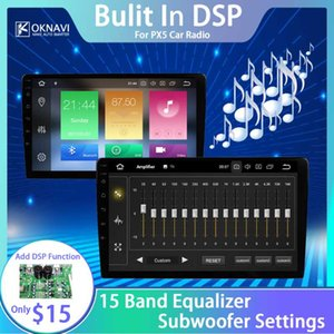 OKNAVI DSP Funzione Buit IN PX5 Autoradio Buit IN DSP non possono inviare modulo separato dvd