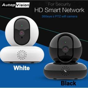 Security Wireless WIFI IP Camera Smart Home Camera Kid Monitor Network HD 1080P H.264 Video PTZ IP P2P IR Night Vision