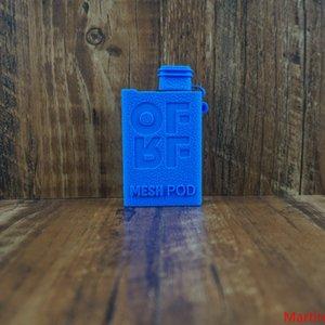 Caso OFRF nexMESH vaina de silicona Funda de silicona cubierta protectora de la manga de la piel del caucho Para OFRF nexMESH Pod caja de batería Mod