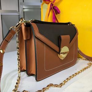 épaule sac à main assorti couleur de haute qualité Sac messenger sacs crossbody rétro en porte-monnaie design double face positive et négative