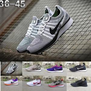Nike Air Force 1 One Af1 2018 Airs Zoom Mariah Fly Racering 2 Mairhs Flykit 3 Lunar Zoom Pegasus Mens Athletic Shoes Casual Racers Trainers Tamanho 40-45 TIK63