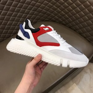 high quality designer men's casual shoes authentic leather fashion comfortable and wearable no wear feet 38-45 y03