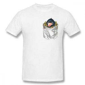 Mini mignon trésor Niffler T-shirt unisexe Qualité d'impression manches courtes ras du cou Big Taille Tee shirt gros