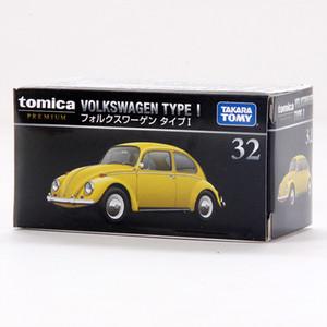다카라 토미 토미카 프리미엄 TP32 폭스 바겐 I 형 금속 다이 캐스트 자동차 모델 장난감 자동차