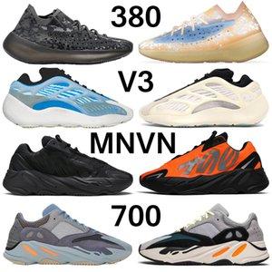 adidas yeezy boost 700 v3 380 mnvn kanye west wave runner hombres mujeres zapatos para correr alvah azael alien mist inercia hombres entrenadores zapatillas deportivas